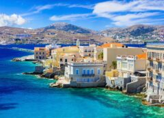 These Five Greek Island Homes Make an Ultimate Summer Holiday